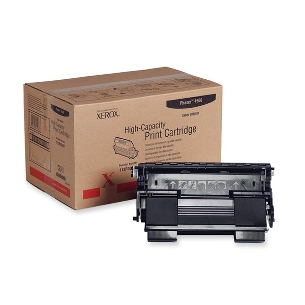 Xerox High Capacity Black Toner Cartridge