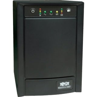 Tripp Lite UPS Smart 1050VA - 1000VA 650W Tower AVR 120V Pure Sine Wa