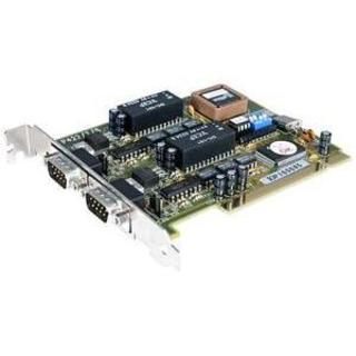 StarTech.com 2 Port PCI RS422 RS485 DB9 Serial Adapter Card