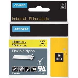 Dymo RhinoPRO Wire and Cable Label Tape