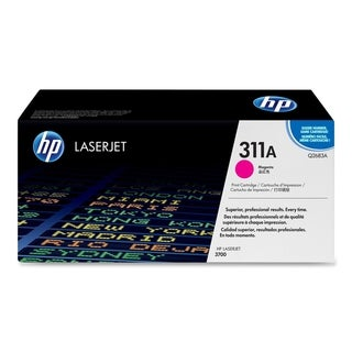 HP 311A (Q2683A) Magenta Original LaserJet Toner Cartridge