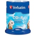 Verbatim 94712 CD Recordable Media - CD-R - 52x - 700 MB - 100 Pack S