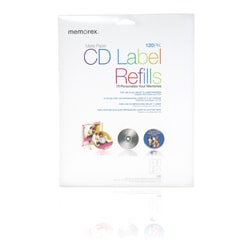 Memorex CD Labels Refills