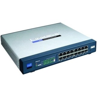 Cisco 10/100 16-Port VPN Router
