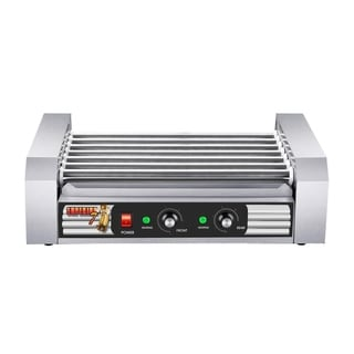 Superior Popcorn Commercial Hot Dog Roller Grilling Machine