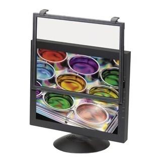 3M EF200XXLB Black Framed Anti-Glare Filter Black