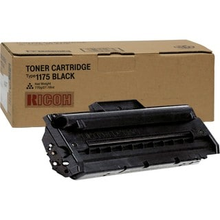 Ricoh Type 1175 Black Toner Cartridge