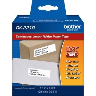Brother Paper Tape