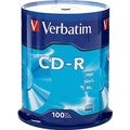 Verbatim 94554 CD Recordable Media - CD-R - 52x - 700 MB - 100 Pack S