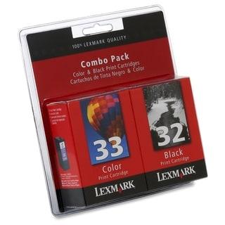Lexmark Twin Pack Ink Cartridge