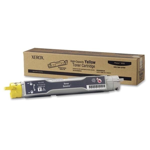 Xerox Yellow High-Capacity Toner Cartridge