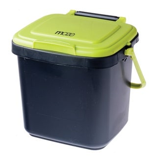 Maze 1.85 Gallon Kitchen Caddie Compost Bin