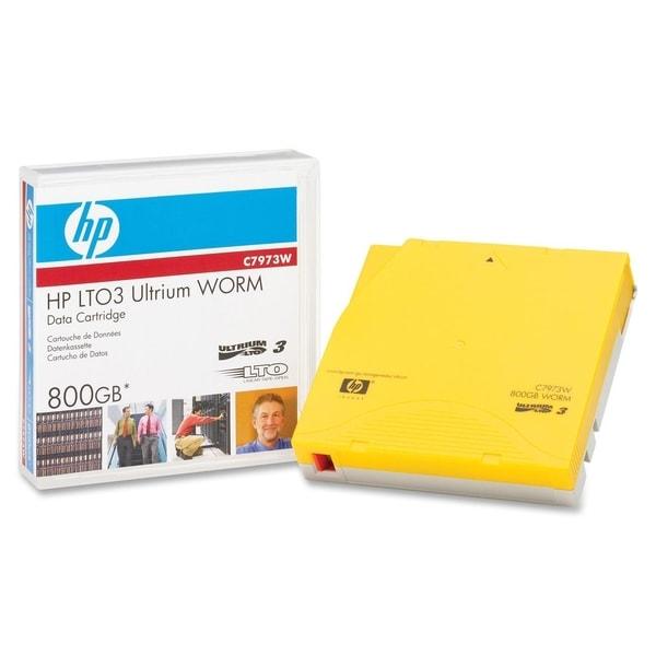 HP Ultrium 800 GB WORM Data Cartridge