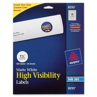 Avery High Visibility Label