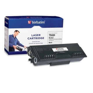 Verbatim Brother TN460 Remanufactured Laser Toner Cartridge