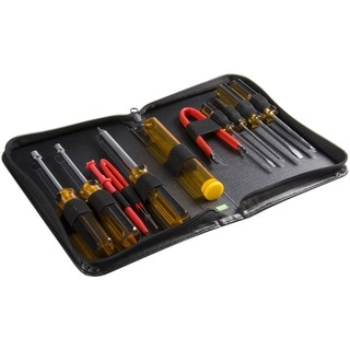 StarTech.com 11 Piece PC Computer Tool Kit with Carrying Case