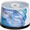 TDK 16x DVD-R Media