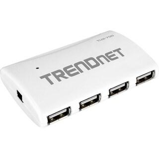 TRENDnet 7-port High-speed Powered USB Hub