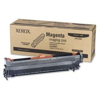 Xerox Magenta Imaging Unit For Phaser 7400 Printer