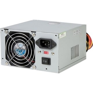 StarTech.com 400 Watt ATX12V 2.01 Computer PC Power Supply w/ 20 & 24