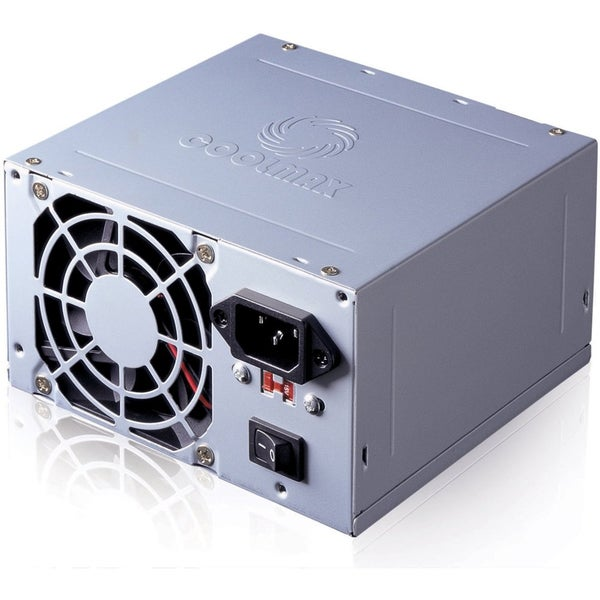 Coolmax 400 Watt ATX 12V Ver 2.01 AC Power Supply