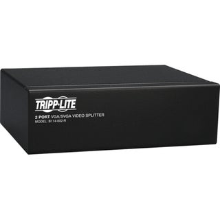 Tripp Lite 2-Port VGA Splitter with Signal Booster
