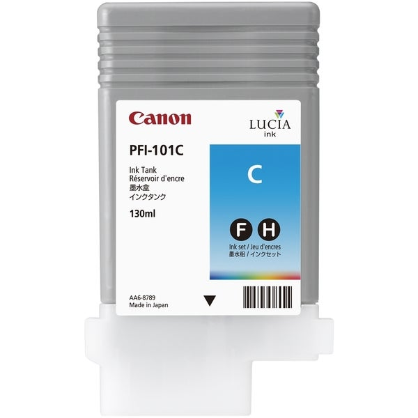 Canon PFI-101C Ink Cartridge