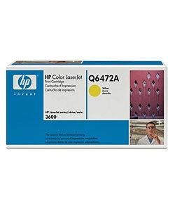 Hp Lj 3600/3800 Yellow Toner