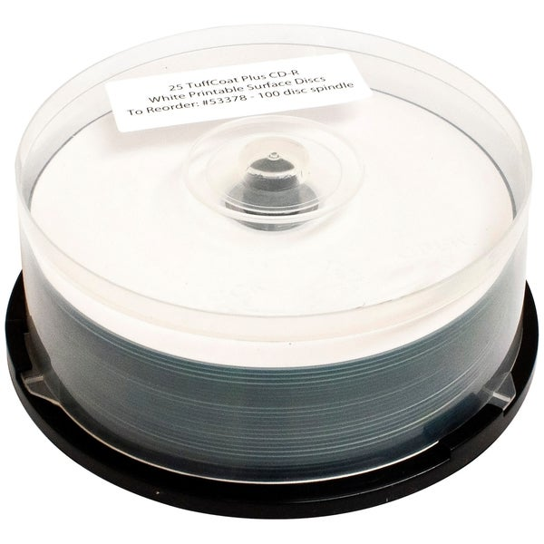 Primera TuffCoat Plus 48x CD-R Media