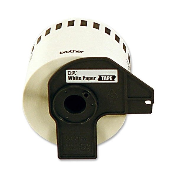 Brother P-Touch DK4605 Removable Paper Tape