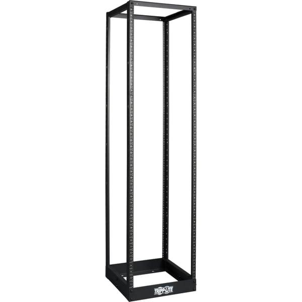 "Tripp Lite SR4POST 4-Post Open Frame Rack Cabinet - 45U - 19"""