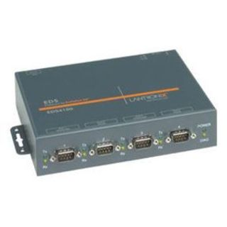 Lantronix EDS4100 4-Port Device Server with PoE