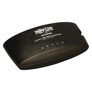 Tripp Lite Keyspan High-Speed 4-Port RS232
