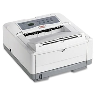 Oki B4000 B4600 LED Printer - Monochrome - 1200 x 600 dpi Print - Pla