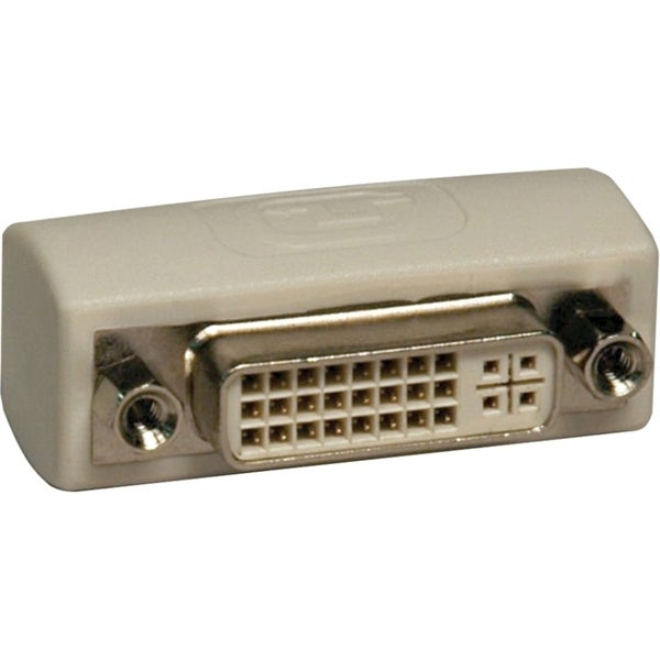 Tripp Lite DVI Coupler Gender Changer (F/F)