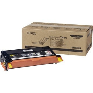 Xerox Standard Capacity Yellow Toner Cartridge