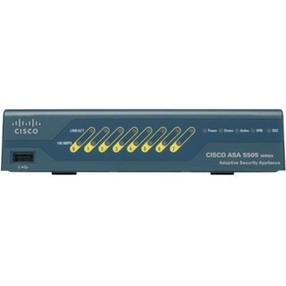 Cisco ASA 5505 10-User Bundle