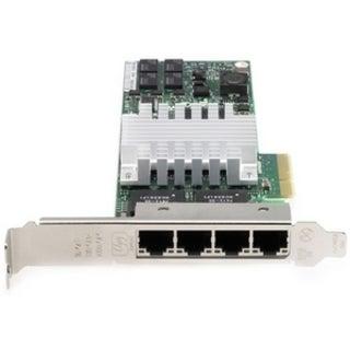 HP NC364T Quad Port Gigabit Server Adapter