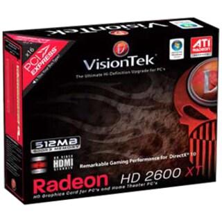 Visiontek Radeon HD 2600XT Graphics Card