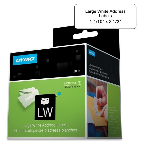Dymo Address Label
