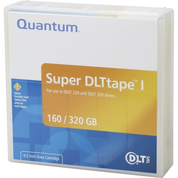 Quantum Super DLT Data Cartridge