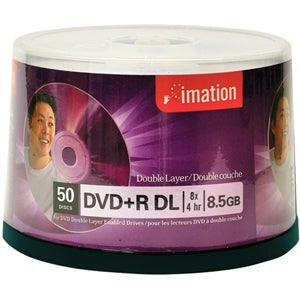 Memorex 8x DVD+R Double Layer Media
