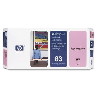 HP 83 Light Magenta Printhead/Cleaner