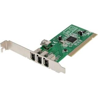 StarTech.com 4 Port IEEE-1394 FireWire PCI Card