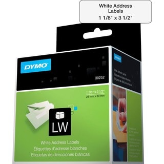 Dymo Address Label