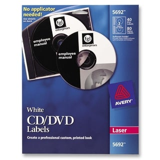 Avery CD/DVD Label