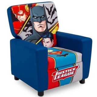 DC Comics Justice League High Back Upholstered Chair