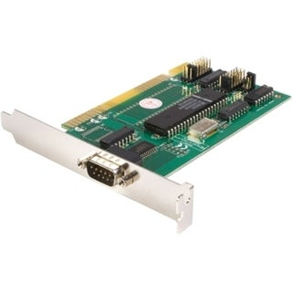 StarTech.com 1 Port ISA RS232 Serial Adapter Card with 16550 UART