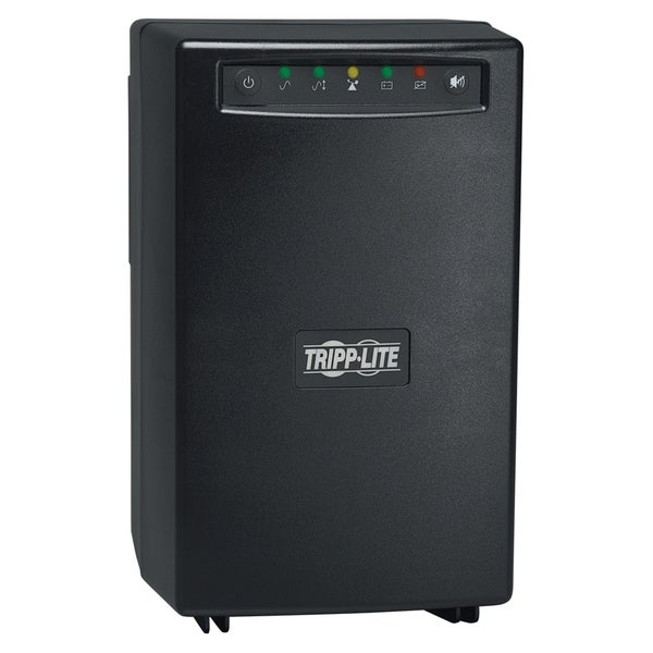 Tripp Lite UPS Smart 1500VA 980W Tower AVR 120V XL USB DB9 for Server
