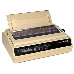 Oki MICROLINE 395 Dot Matrix Printer